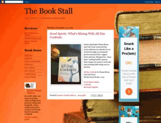 thebookstallblog.blogspot.com screenshot