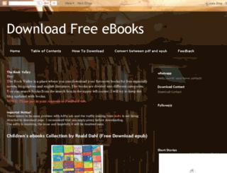 thebookvalley.blogspot.co.nz screenshot