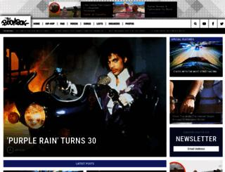 theboombox.com screenshot