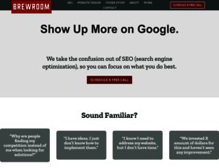thebrewroom.com screenshot