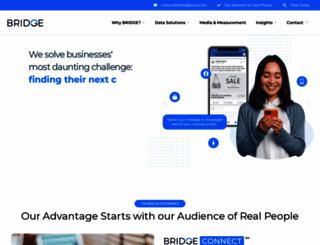thebridgecorp.com screenshot