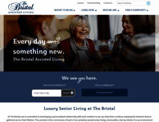 thebristal.com screenshot