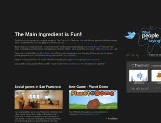 thebroth.com screenshot