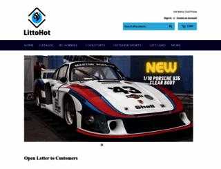 thebuildrc.com screenshot
