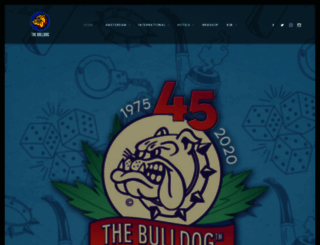 thebulldog.com screenshot