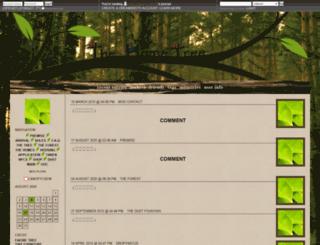 thecanopycrew.dreamwidth.org screenshot