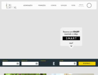 thecapital.com.br screenshot