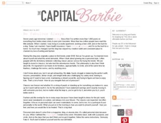 thecapitalbarbie.blogspot.com screenshot