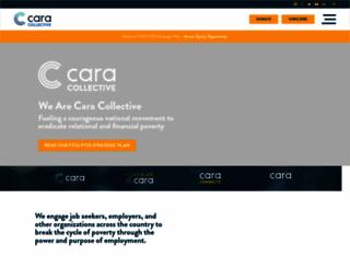 thecaraprogram.org screenshot
