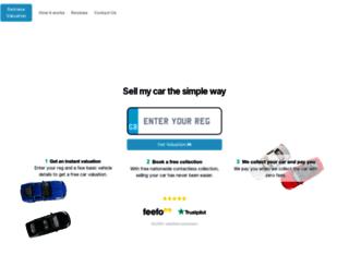 thecarbuyinggroup.co.uk screenshot