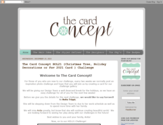 thecardconcept.blogspot.sg screenshot