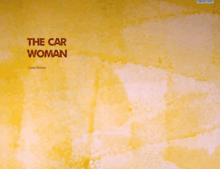thecarwoman.net screenshot