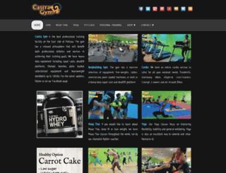thecastra.com screenshot
