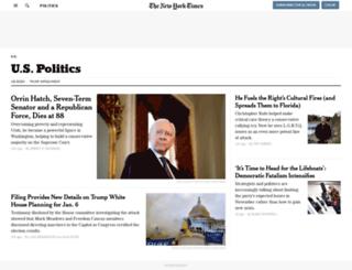 thecaucus.blogs.nytimes.com screenshot