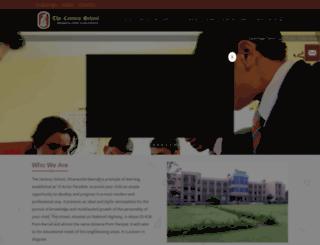 thecenturyschool.com screenshot
