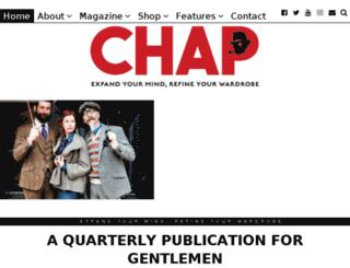 thechap.net screenshot