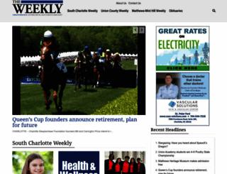 thecharlotteweekly.com screenshot
