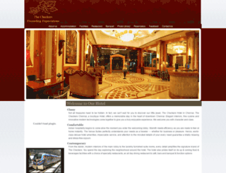 thecheckershotel.com screenshot