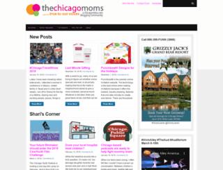 thechicagomoms.com screenshot