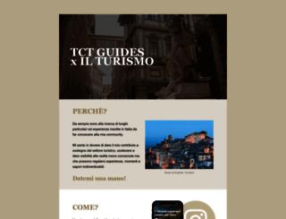 thechictraveller.com screenshot