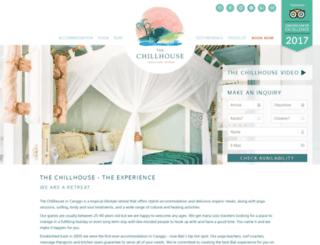thechillhouse.com screenshot
