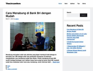 thecircumference.org screenshot