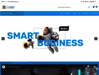 thecityeg.com screenshot