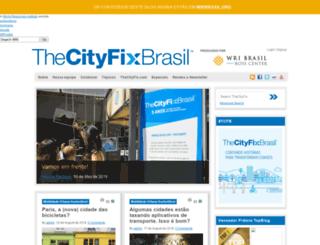 thecityfixbrasil.com screenshot