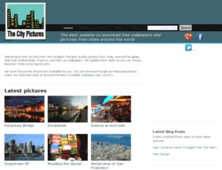 thecitypictures.com screenshot