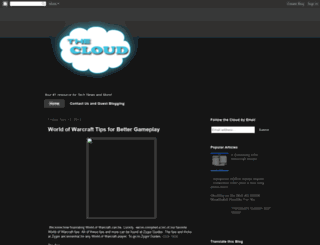 thecloudtechresource.blogspot.com screenshot