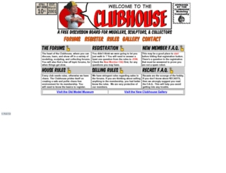 theclubhouse1.net screenshot