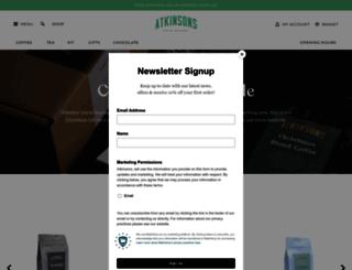thecoffeehopper.com screenshot