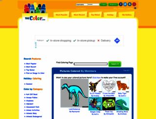 thecolor.com screenshot