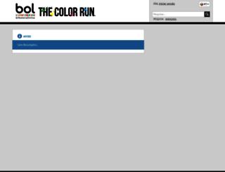 thecolorrun.bilheteiraonline.pt screenshot