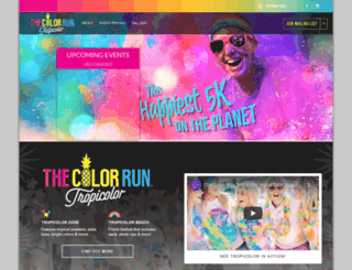 thecolorrun.my screenshot