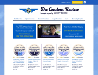 thecondomreview.com screenshot
