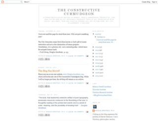 theconstructivecurmudgeon.blogspot.com screenshot
