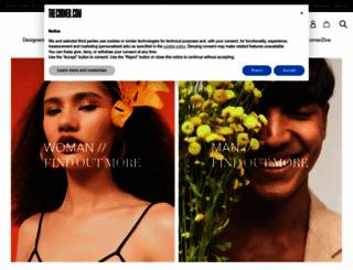 thecorner.com screenshot