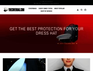thecoverbag.com screenshot