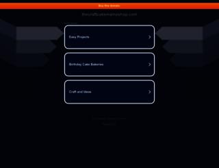 thecraftcakemamashop.com screenshot