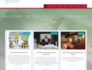 thecrazies-movie.com screenshot