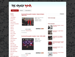 thecrazyrockdowns.blogspot.com.br screenshot