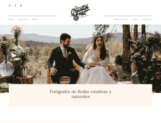 thecreativeshot.com screenshot