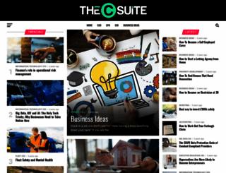 thecsuite.co.uk screenshot