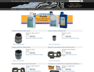 thectsc.com screenshot