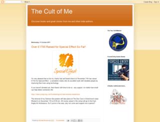 thecultofme.blogspot.co.uk screenshot