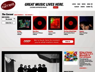 thecurrent.org screenshot
