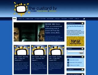thecustardtv.com screenshot