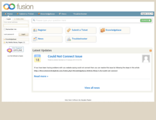 thecustomershelpdesk.com screenshot