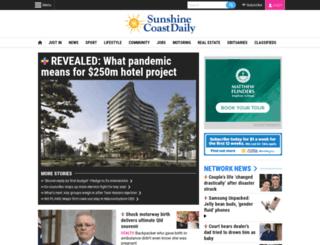 thedaily.com.au screenshot